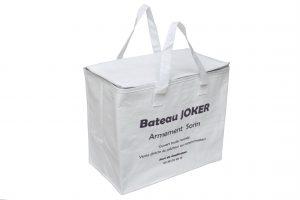 sac isotherme blanc